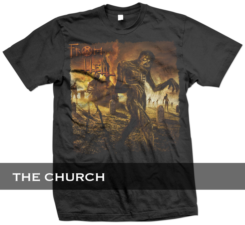 'The Church' T-Shirt