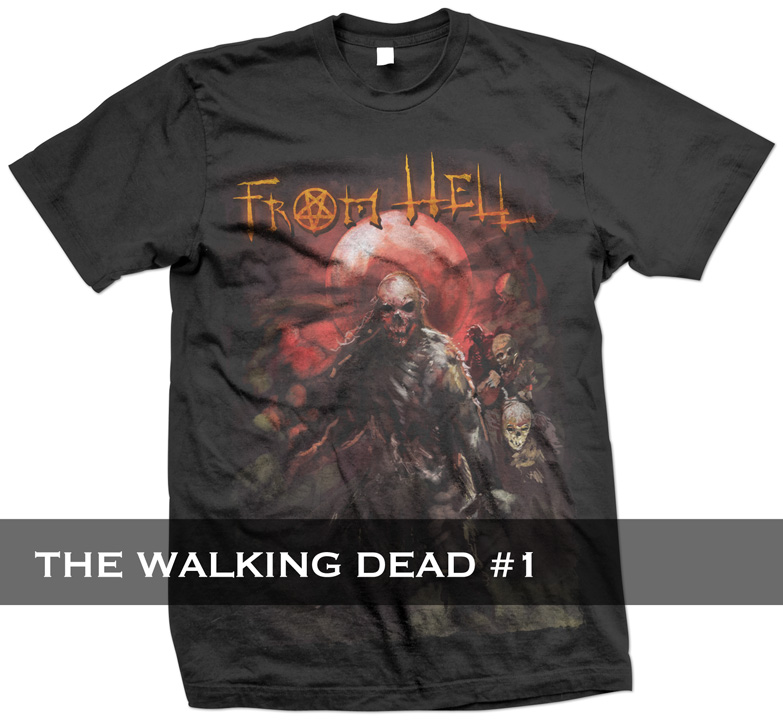 'The Walking Dead' T-Shirt