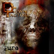 Down Factor - 'Pure' (2001) CD