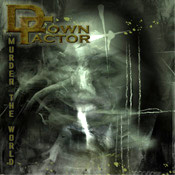 Down Factor - 'Murder The World' (2005) CD