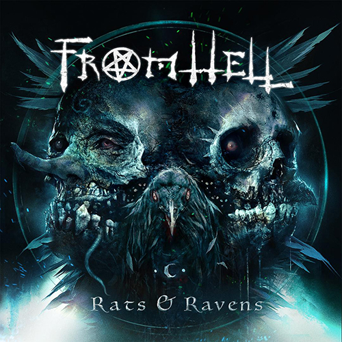 FROM HELL Rats And Ravens (2020) CD
