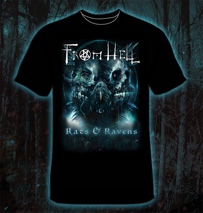 Rats & Ravens T-Shirt